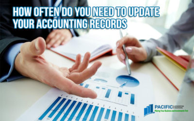 How Often Do You Need to Update Your Accounting Records