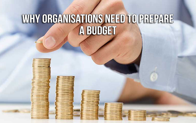 Why organisations need to prepare a budget